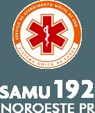 Logo Samu Noroeste PR